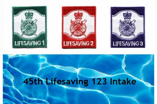 lifesaving 123 course